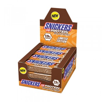 Snickers Hi Protein Peanut Butter 12x57 g Limited Edition