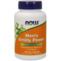 Now Men`s Virility Power 120 vcaps