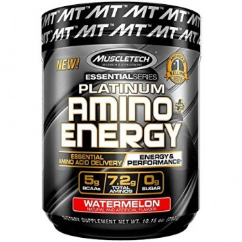 Muscletech Platinum Amino Energy 30 serv