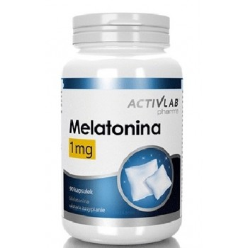 Activlab Pharma Melatonina 1 mg 90 caps