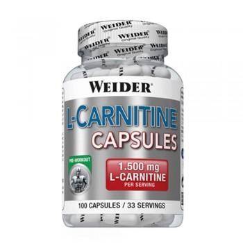 Weider L-Carnitine 100 caps