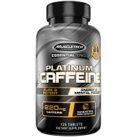Muscletech Platinum 100% Caffeine 125 tab
