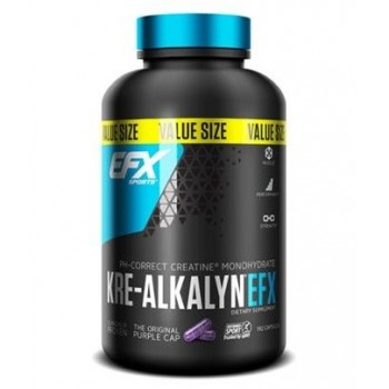 EFX Kre-Alkalyn 192 caps