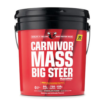 MuscleMeds Carnivor Mass Big Steer 6,8 kg