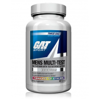 GAT Sports Mens Multi+Test 60 tab
