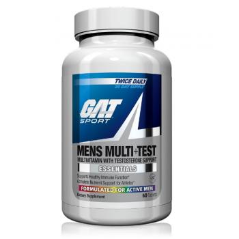 GAT Sports Mens Multi+Test 60 tab