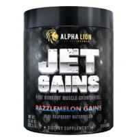 Alpha Lion JET GAINS