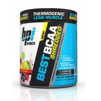 BPI Best BCAA Shredded 25 serv