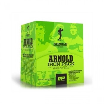 MusclePharm Arnold Iron Pack