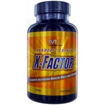 Molecular Nutrition X-Factor Anabolic Catalyst 100 softgels