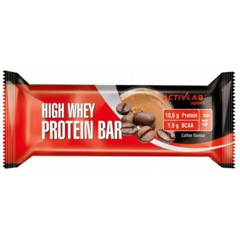 Activlab High Whey Protein Bar 24x44 g