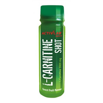 Activlab L-Carnitine Shot 12x 80ml