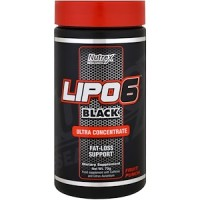 Nutrex Lipo 6 Black Ultraconcentrate 70 g ( 50 serv)