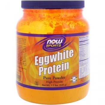 Now Eggwhite Protein pure powder 680 g