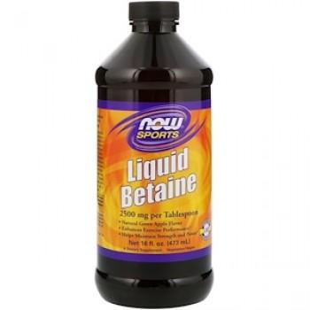 Now Liquid Betaine 473 ml
