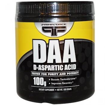 PrimaForce DAA D-Aspartic Acid 100 g