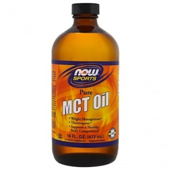 Now MCT Oil 473 ml