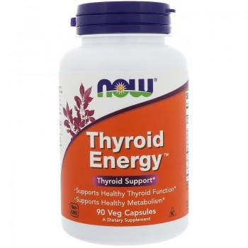 Now Thyroid Energy 90 veg caps