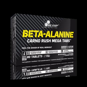 Olimp Beta Alanine Carno Rush MT 80 tab