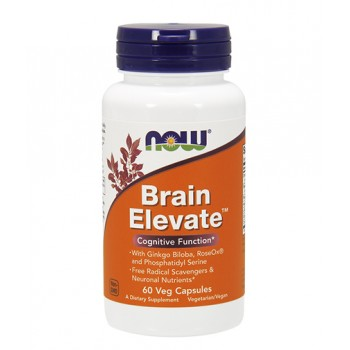 Now Brain Elevate 60 vcaps