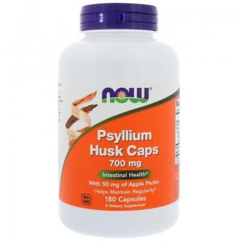 Now Psyllium Husk Caps 700 mg 180 caps