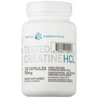 Tested Creatine HCL 120 caps