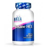 Haya Labs Betaine HCL 650 mg 90 tab
