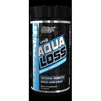 Nutrex Lipo 6 Aqua Loss 80 caps