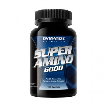 Dymatize Super Amino 6000 180 caps