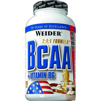 Weider Bcaa + Vit B6 130 tab