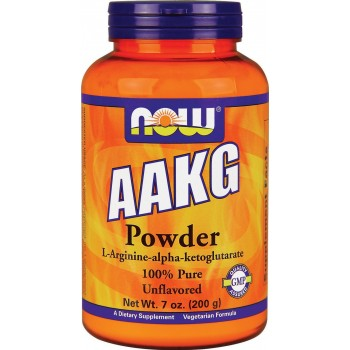 Now AAKG Powder 200 g