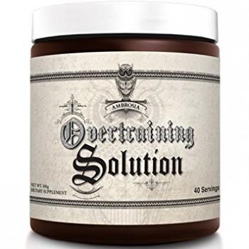 Ambrosia Overtraining Solution 40 serv