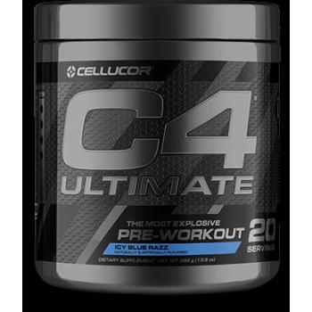 Cellucor C4 Ultimate 20 serv