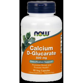 Now Calcium D-Glucarate 500 mg 90 veg caps
