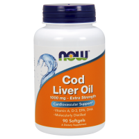 Now Code Liver Oil 90 caps