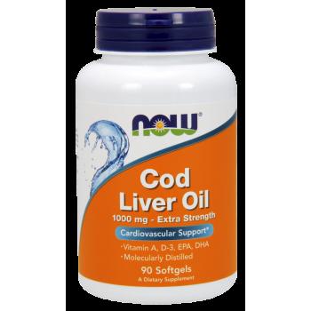 Now Code Liver Oil 90 softgel