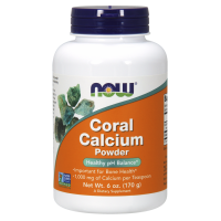 Now Coral Calcium Powder 170 g