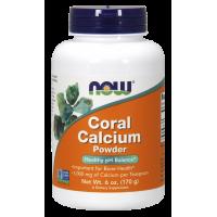 Now Coral Calcium Powder 170g