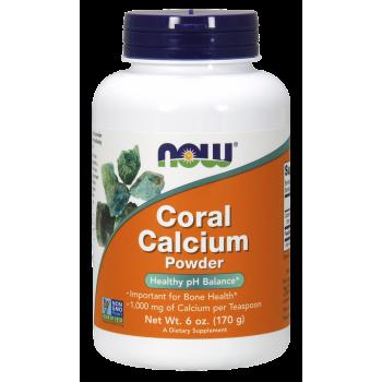 Now Coral Calcium Powder 170 g