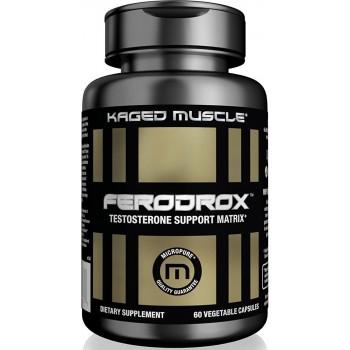 Kaged Muscle Ferodrox 60 vcaps