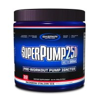 Gaspari SuperPump 250 25 serv US