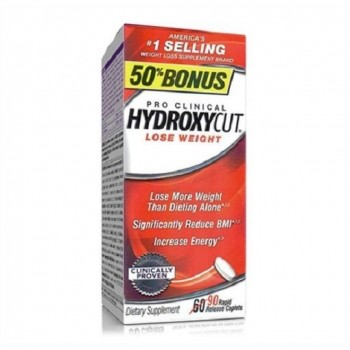 Muscletech Pro CLinical Hydroxycut 90 caps