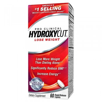 Muscletech Pro CLinical Hydroxycut 72 caps