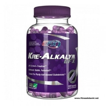 EFX Kre-Alkalyn 60 caps