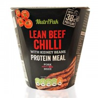 Nutri Pak Lean Beaf Chilli With Kidney Beans 300g