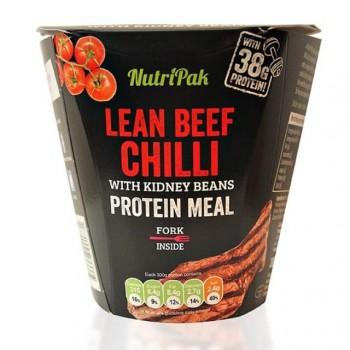 Nutri Pak Lean Beaf Chilli With Kidney Beans 300g