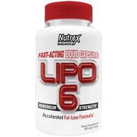 Nutrex Lipo 6 Maximum Strenght 120 caps