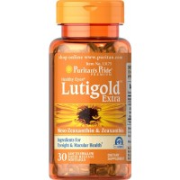 Puritan`s Pride Healthy Eyes Lutigold Extra 30 softgel