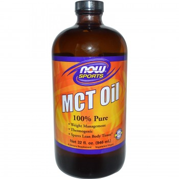 Now Pure MCT Oil 946 ml