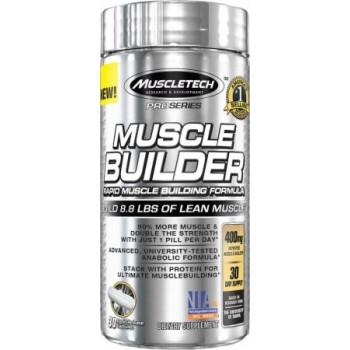 Muscletech Pro Series Muscle Builder 30 caps